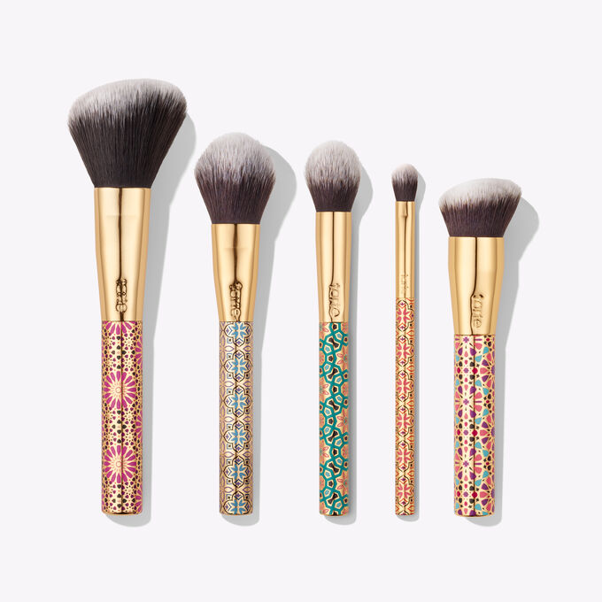 limited-edition treasured tools brush set