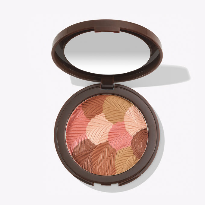 colored clay bronzer blush