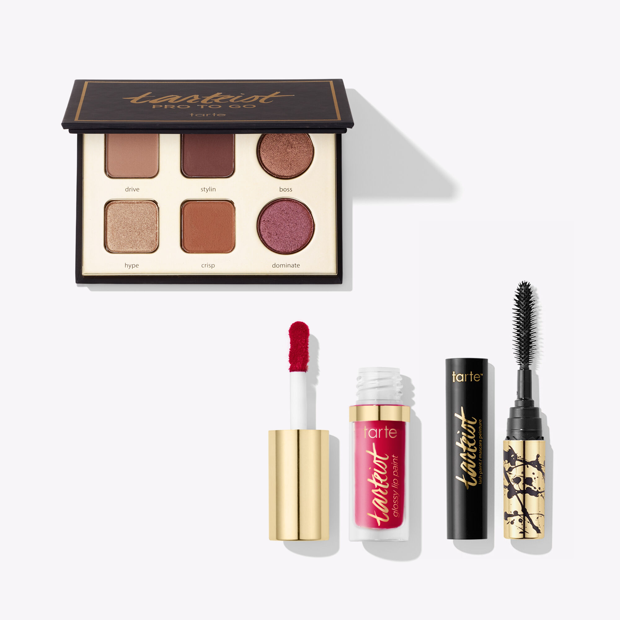 limited edition tarteist treats color collection tarte cosmetics