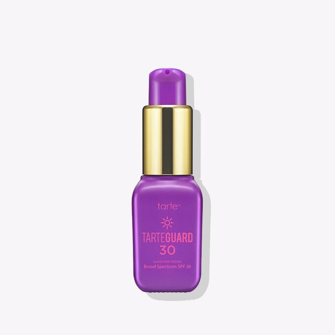 tarte to go ™ tarteguard 30 sunscreen lotion Broad Spectrum SPF 30