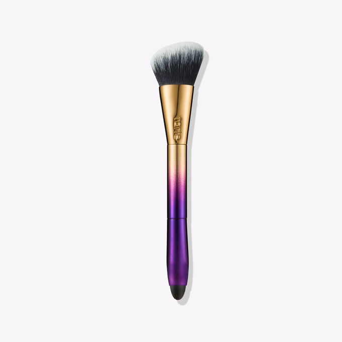 limited-edition double-ended cheek and lip brush