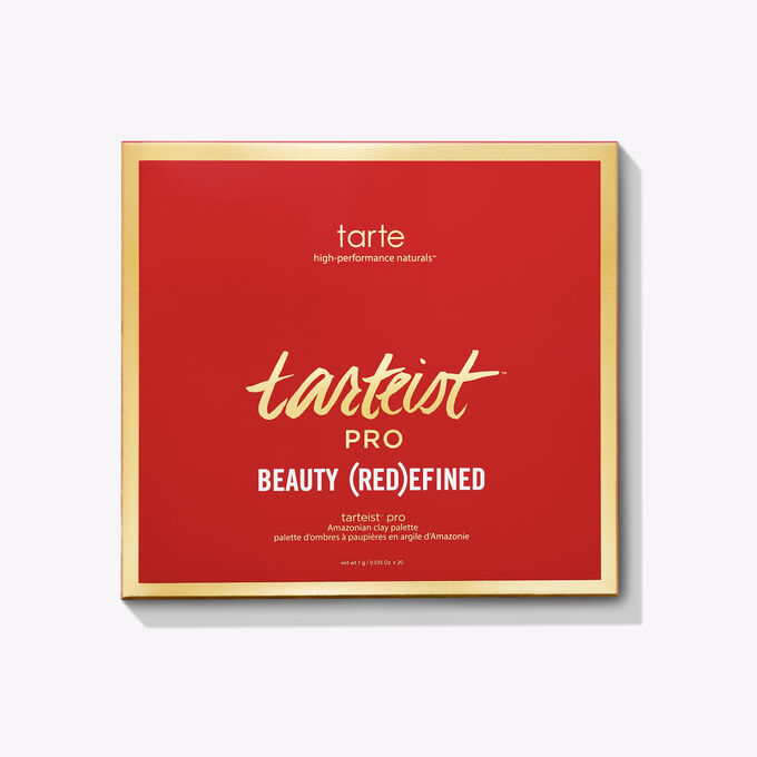 BEAUTY (RED)EFINED tarteist™ PRO Amazonian clay palette