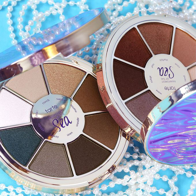 limited-edition Rainforest of the Sea™ eyeshadow palette vol. II