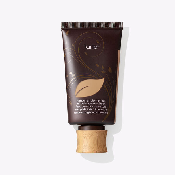 longwear clay natural matte full coverage liquid foundation in medium honey