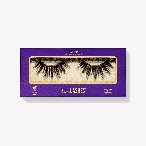 limited edition tarteist™ PRO eyelashes in LCL