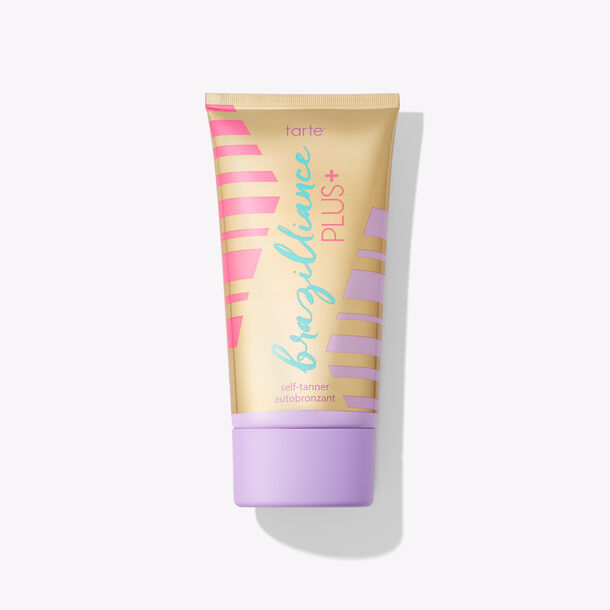 travel-size Brazilliance™ PLUS+ self-tanner