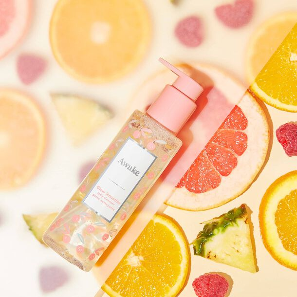 glow smoothie jelly cleanser