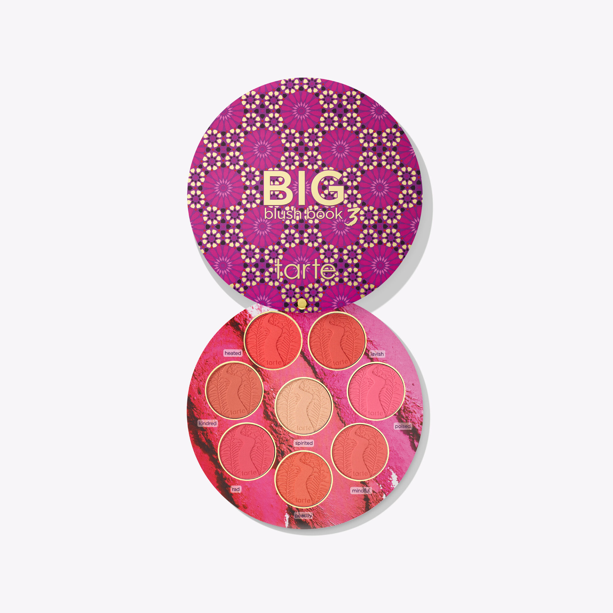 Tarte Big Blush Book Volume III