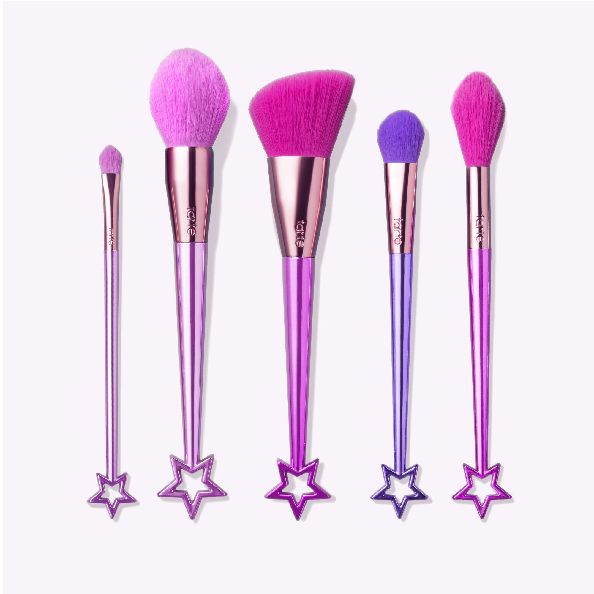 limited edition pretty things & fairy wings brush set