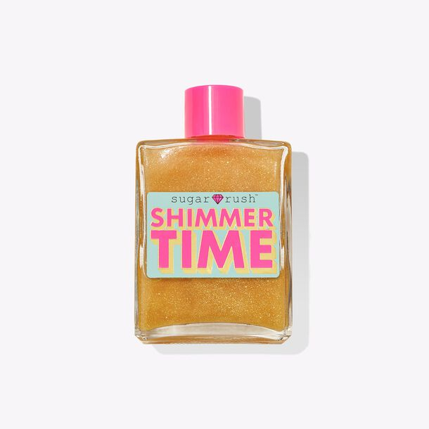 sugar rush™ shimmertime body oil