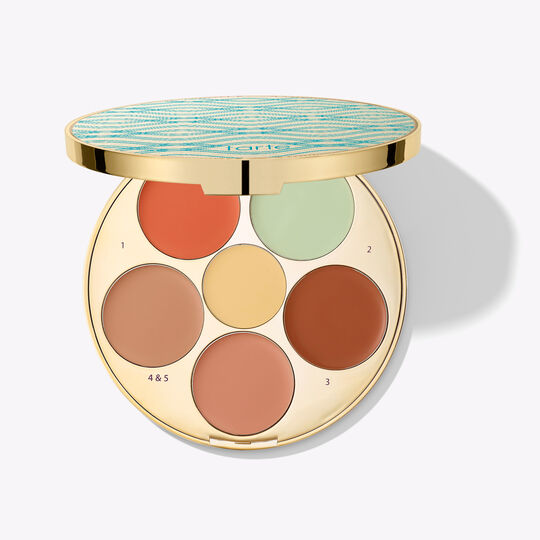 Rainforest Of The Sea Wipeout Color Correcting Palette by Tarte #21