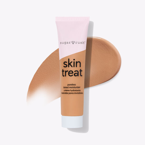 skin treat poreless tinted moisturizer