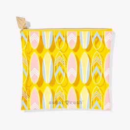 sugar rush™ beach within reach makeup bag