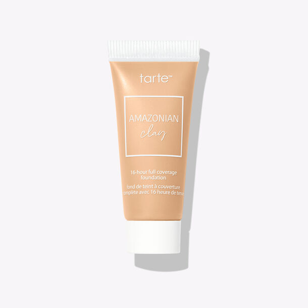 travel-size Amazonian clay 16-hour full coverage foundation