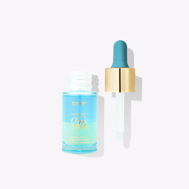 travel-size Rainforest of the Sea™ deep sea collagen super serum
