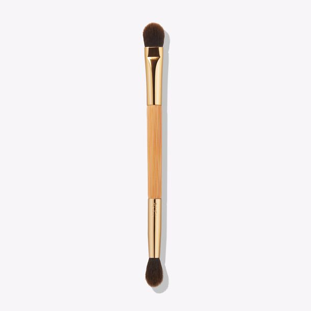 deluxe shader & blending eyeshadow brush