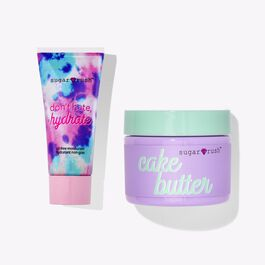 sugar rush™ but first, hydrate skincare set