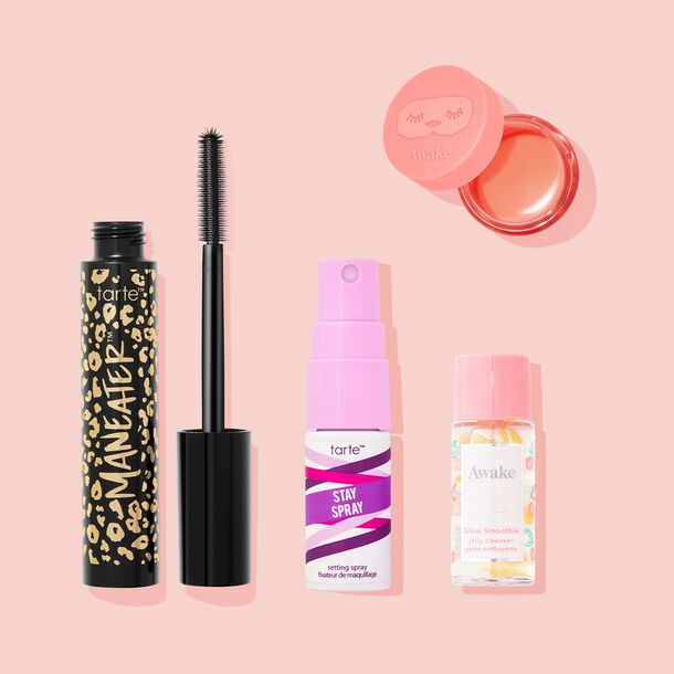 best of tarte & Awake must-haves set
