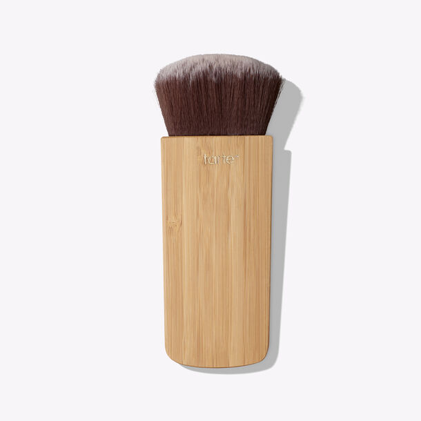 swirl power contour &  bronzer brush