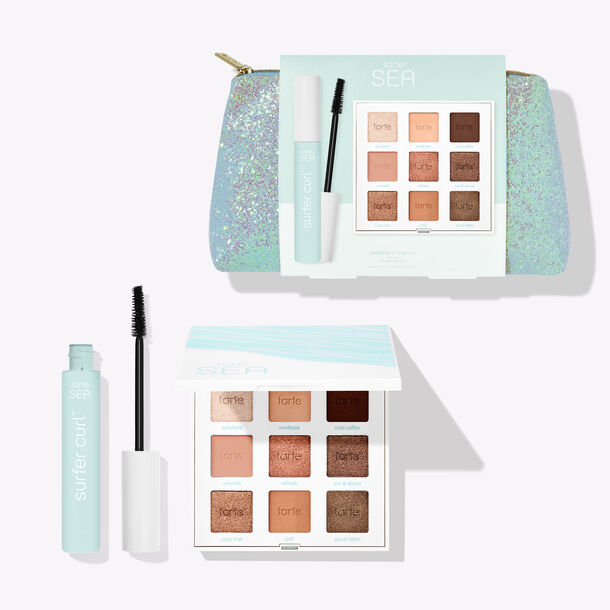 paradise in a pouch eye collection