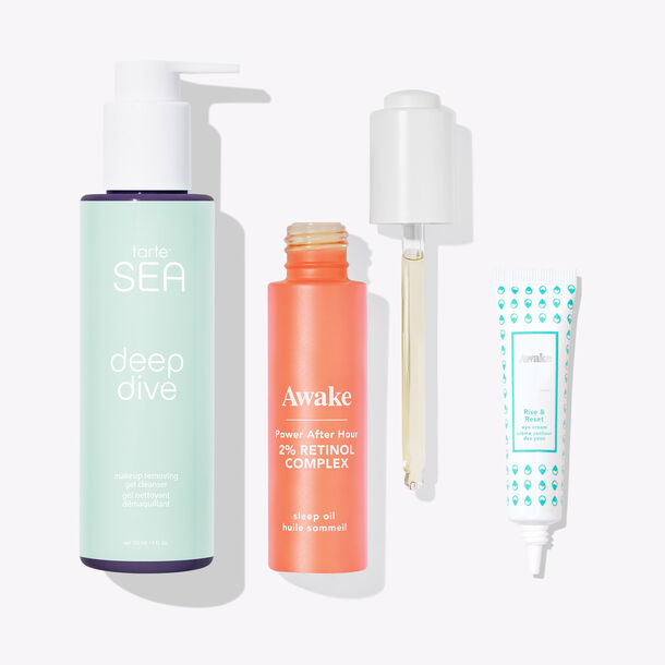 skin routine reset bundle