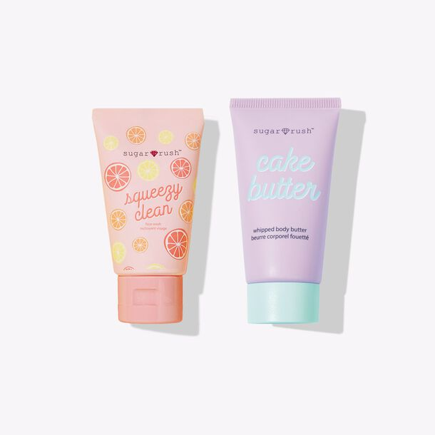 sugar rush™ slumber party skincare duo