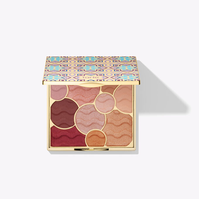 buried treasure eyeshadow palette