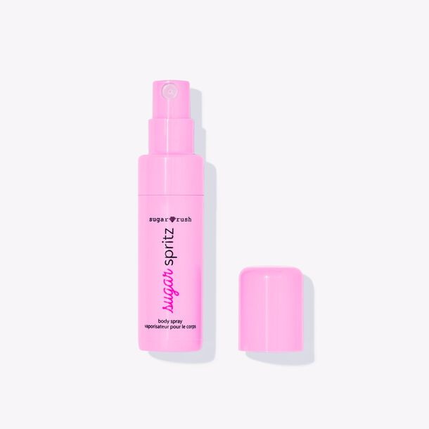 mini sugar rush™ sugar spritz body spray