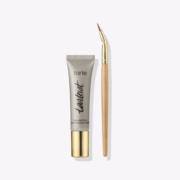 First Ever Squeezable Vegan Waterproof Cream Eyeliner with Brush