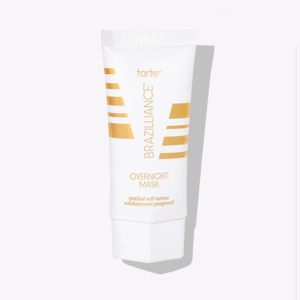 Brazilliance™ overnight mask gradual self tanner