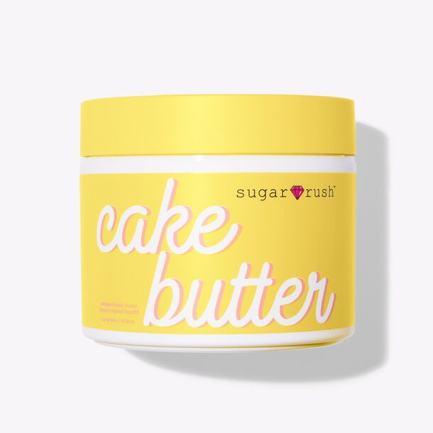 sugar rush™ cake butter whipped body butter