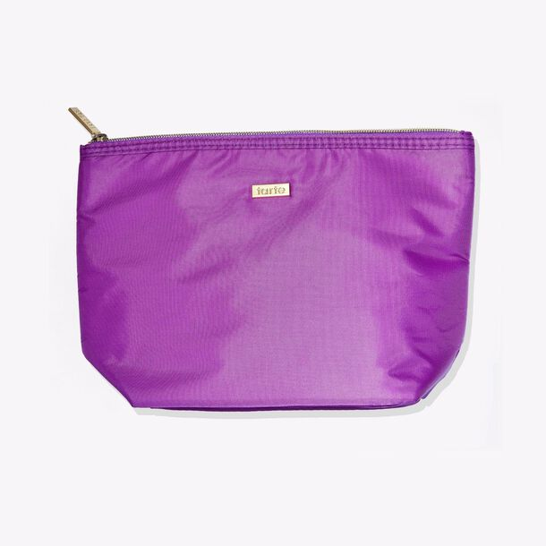 overnight necessities makeup bag