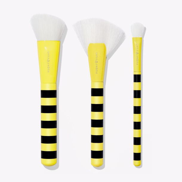 sugar rush™ fly squad brush set