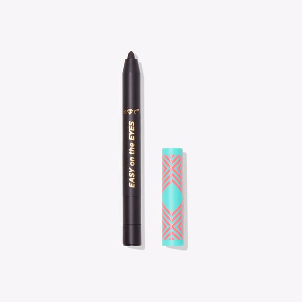 sugar rush™ travel-size easy on the eyes clay liner black