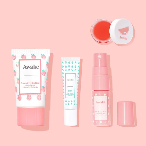 best of awake skincare set