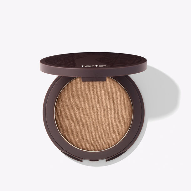 smooth operator ™ Amazonian clay tinted pressed finishing powder