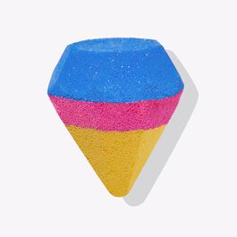 sugar rush™ bath bling bath bomb