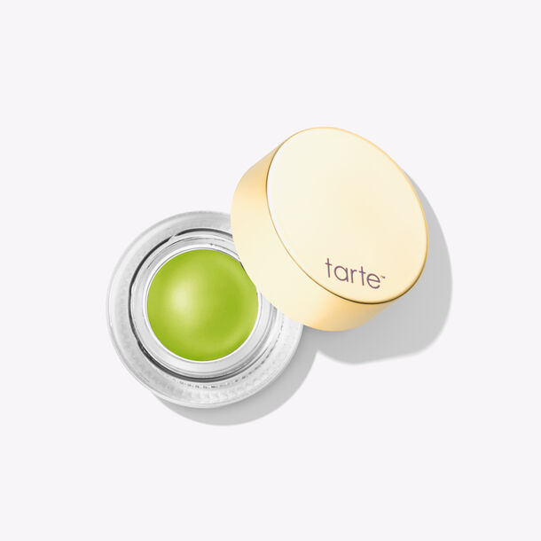 Limited Edition Lime Green Budgeproof Gel Eyeliner that Doubles as Creamy Eyeshadow