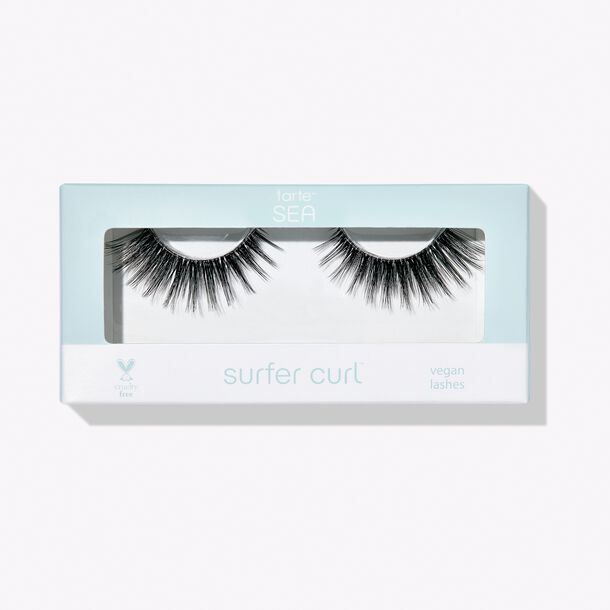 surfer curl™ cruelty-free lashes