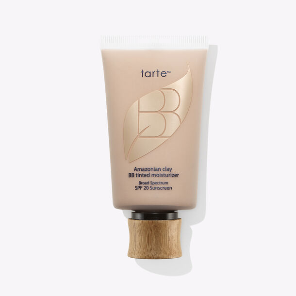 tinted bb cream made with amazonian clay spf 20