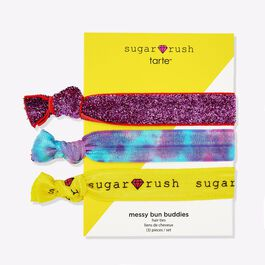 sugar rush™ messy bun buddies hair ties