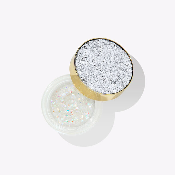 treasure pot glitter gel