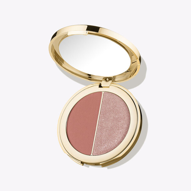 limited-edition blush & glow blush & highlighter