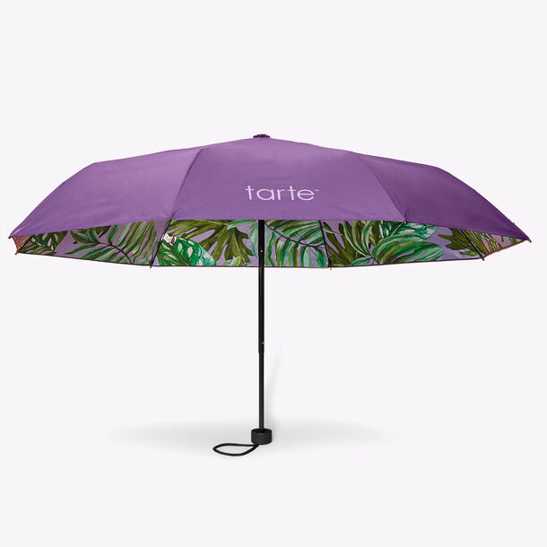 #drippinwithtarte umbrella