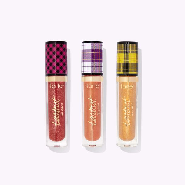 hygge & kisses  tarteist™ REMIX lip gloss trio