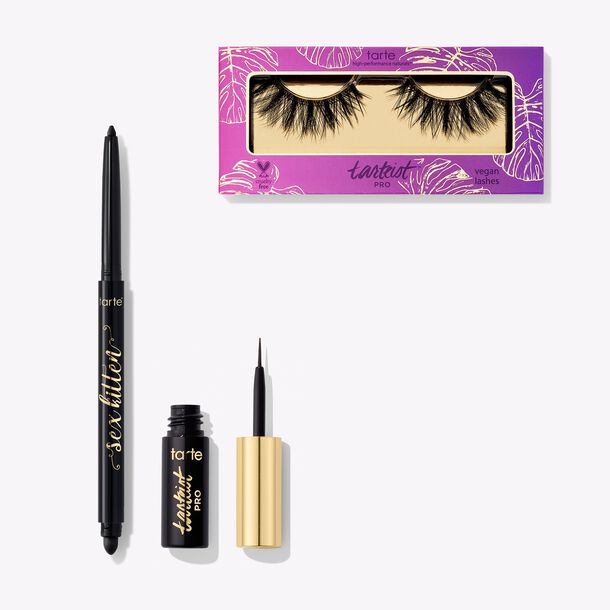 about lash night eye set