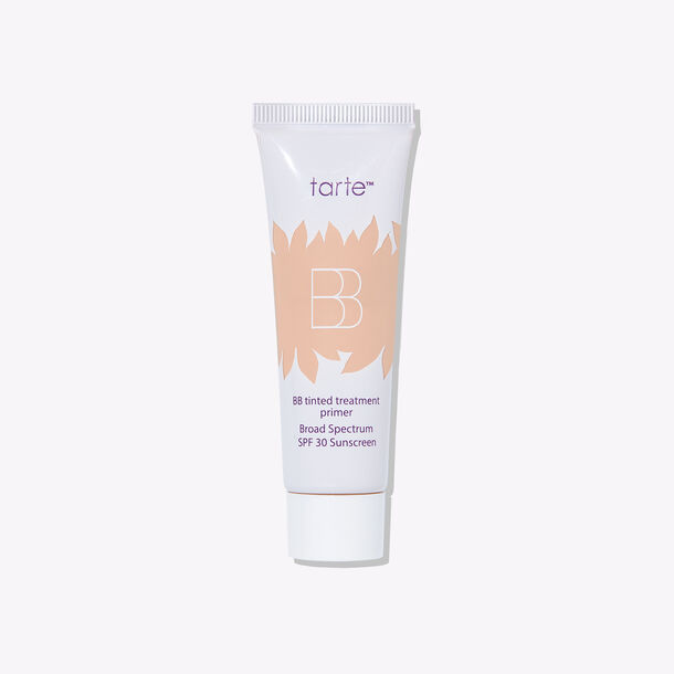 travel-size BB tinted treatment primer Broad Spectrum SPF 30