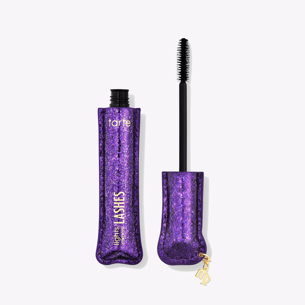 limited-edition lights, camera, lashes™ 4-in-1 mascara with astrological charm