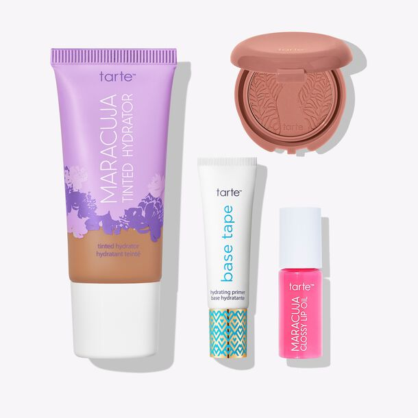 maracuja tinted moisturizer custom value set