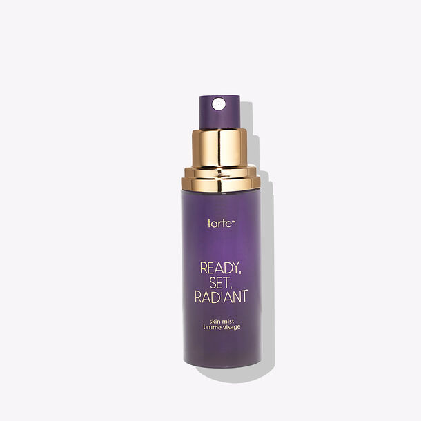 travel-size ready, set, radiant skin mist
